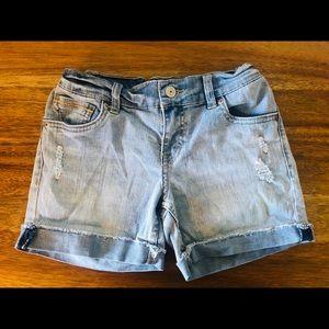 Levi's girls Boyfriend Jean Shorts